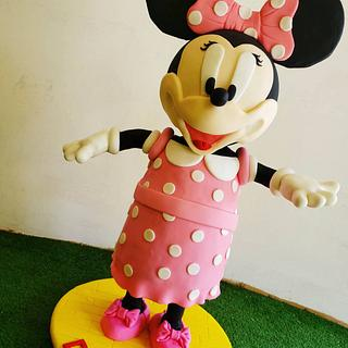 Minnie Mouse 3D