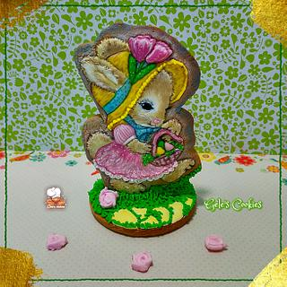 Sweet easter bunny 🐰❤