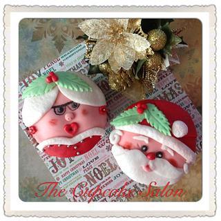 Mr & Mrs Christmas
