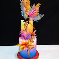 """Torta """"Carnaval"""" by SONIA PORCÚ"""