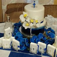 First communion by Cups'& Cakery Design