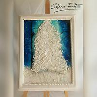 """Blanca Navidad"" by Solana Falletti (Sol)"