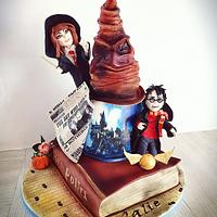🧨Harry Potter cake🧨
