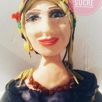 Traditional Egyptian woman