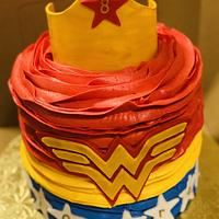 Wonder Woman Birthday by MerMade