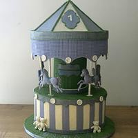 Eitan's Carousel by The Garden Baker