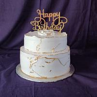 All Faults cream cake by Dr RB.Sudha