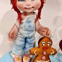 Ginger baby