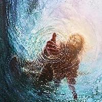 The Hand of God by Artsy Cakesy