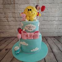 Little Miss Sunshine by nef_cake_deco