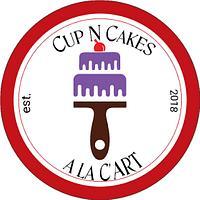 Cup N Cakes a la C'ART by Karen