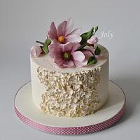 Birthday cake by Jolana Brychova