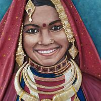 Incredible India collaboration  by Catia guida