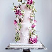Cake in Bloom