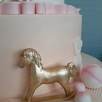 Baby girl by Couture cakes by Olga
