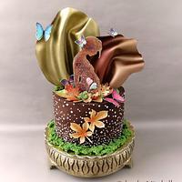 Simply chocolate...