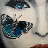 The eye and butterfly