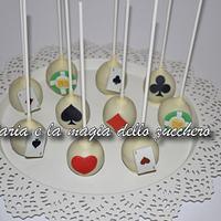 Casino Cakepops