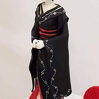 Japan - An International Cake Collaboration - Geisha