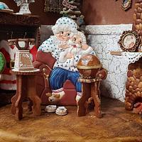 Santa's pj's