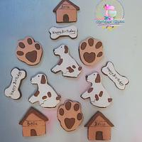 Cookie for dogs lovers