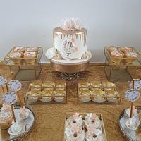 Engagement sweettable  by Cake Rotterdam