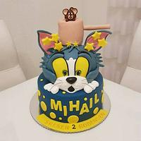 Tom and jerry  by Azra Cakes