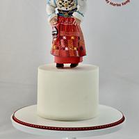 Portugal Wonders in Sugar Collaboration by Cake Angel by Marisa Kemp
