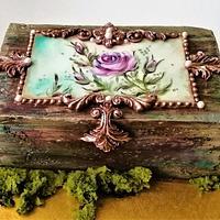 vintage box by Torty Zeiko