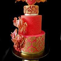 Valentine's Day Cake