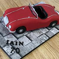 MG cake