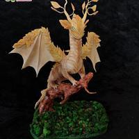 Gaulish - Mighty Dragons collaboration