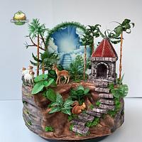 Bible Cakes  by Derin Tatlar