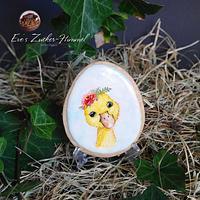 Easter Apple Pie Cookies