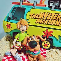 Scooby Doo Modelling