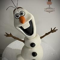 Olaf by Pia's Cake