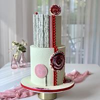 Birthday cake by SWEET architect
