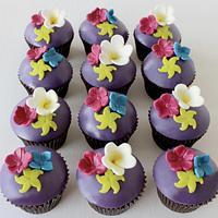 Tropics Cupcakes