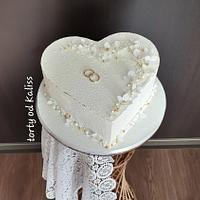Wedding heart  by Kaliss
