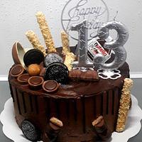 Chocolystic cake