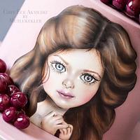 🍇 Loulou the grape girl 🍇