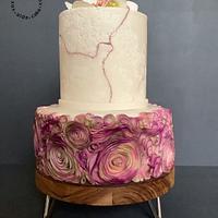 Dress me pretty Cake