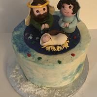 Happy Birthday Hudson Cake #2