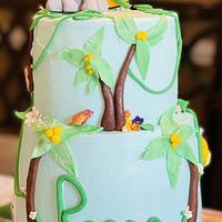 Jungle Cake by MerMade