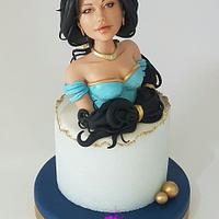Princess Jasmine  by golosamente by linda