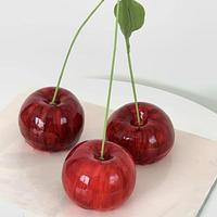 Cherry cake by Agnes Havan-tortadecor.hu