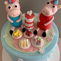 Peppa Pig by Penny Sue