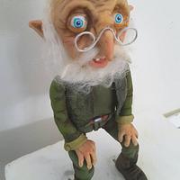 Elf dede by Aysin