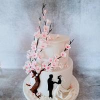 Wedding  by alenascakes
