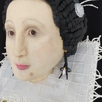 Elizabeth pourlett ( the royal cake challenge)